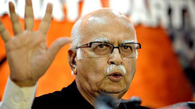 I was born in Karachi, RSS disciplined and educated me, says BJP veteran LK Advani