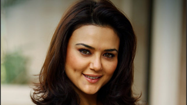 Preity Zinta comes up with her own make-up line