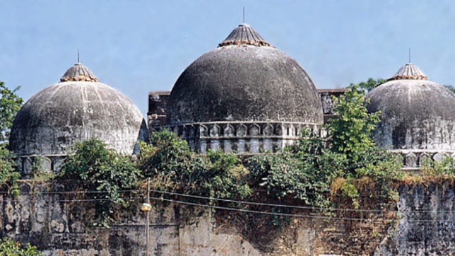Babri Masjid-Ram Mandir dispute final hearing today: Here is a timeline of the major events