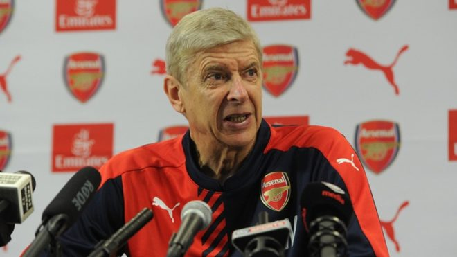 Alexis Sanchez to stay at Arsenal, confirms Wenger