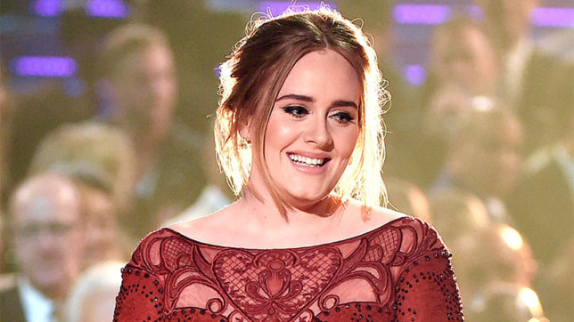 Grammy-winning singer Adele raising her son to 'respect women'