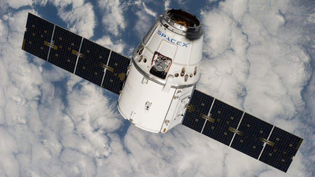 SpaceX-cargo