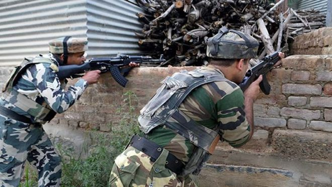 J&K: Militants escape after gunfight with security forces in Pulwama