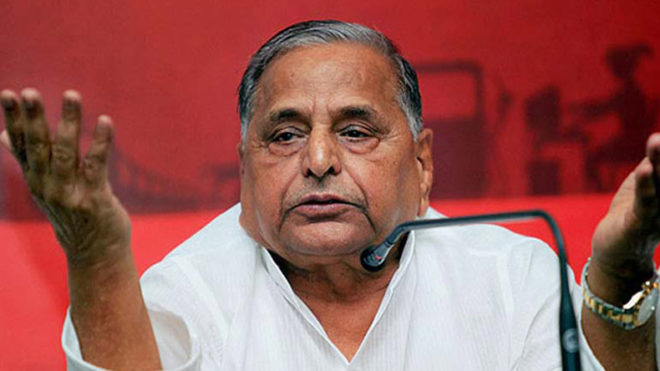 China bigger threat than Pakistan, ban Chinese products, says Mulayam Singh