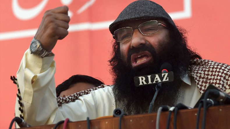 US designated Syed Salahuddin as 'Global Terrorist' on India's request