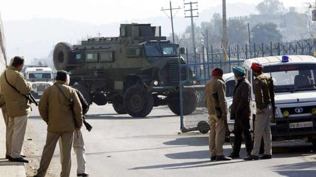 Search operation near Pathankot airbase continues for second day