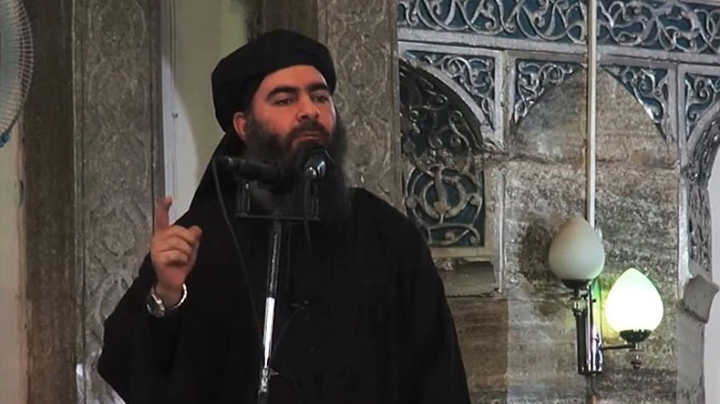 IS leader Abu Bakr al-Baghdadi has abandoned Mosul: Report
