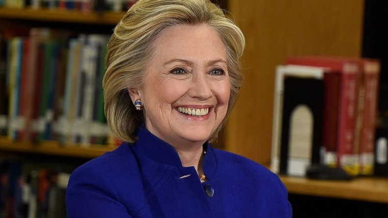 Hillary Clinton to be subject of a film
