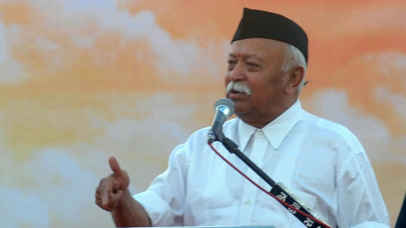 Not interested in President's post, says RSS Chief Mohan Bhagwat