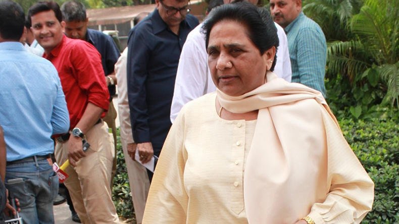 Rajya Sabha urges Mayawati to take back her resignation