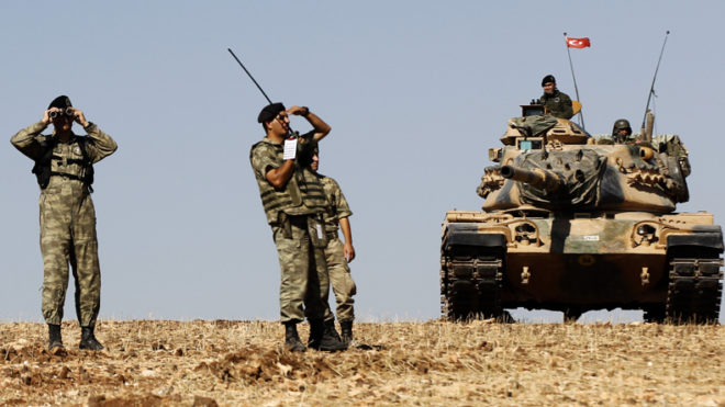 Syria: 44 IS extremists killed in battles with Turkish forces