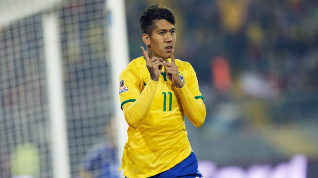 Liverpool Midfielder Roberto Firmino Charged With Drunk