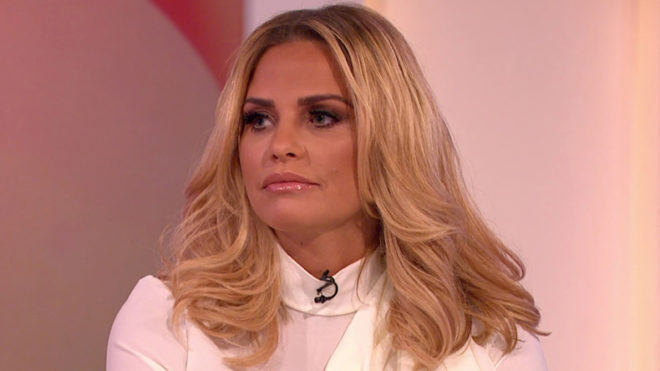 Glamour model Katie Price hits out at former beau Dwight Yorke for not meeting son