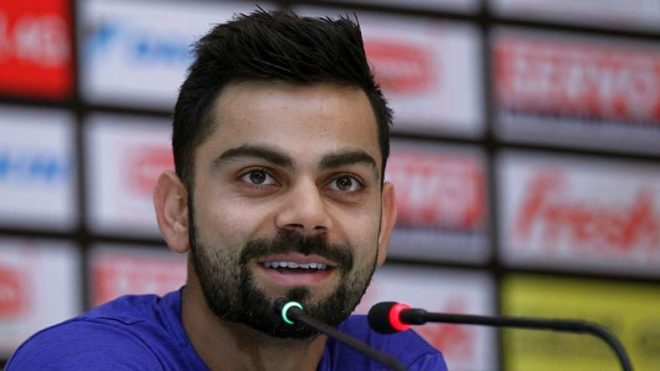 Players showed character, maturity in Test series, says Kohli