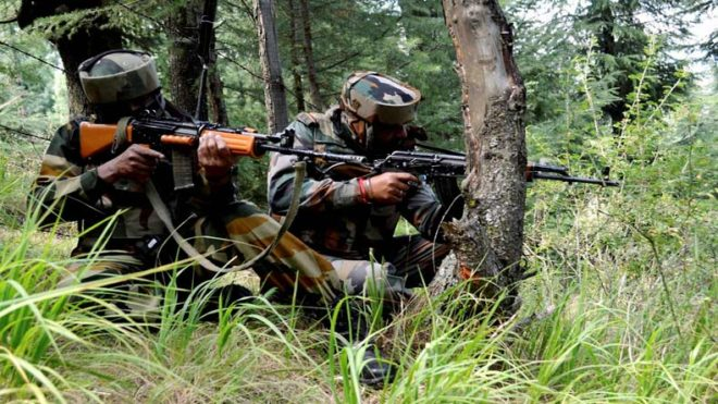 2 Pakistani troopers killed in army's counter offensive on LoC