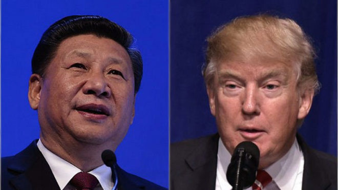 Xi Jinping urges Donald Trump to exercise restraint on North Korea