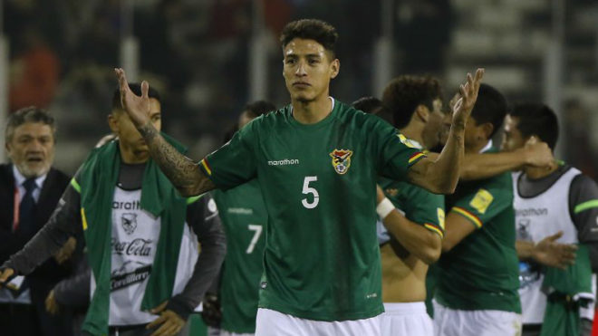 FIFA-rejects-Bolivia-appeal-against-point-deduction