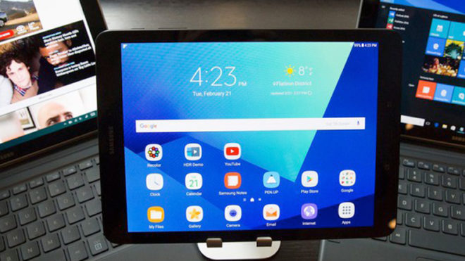 MWC 2017: Samsung launches two new tablets, Galaxy Tab S3 and Galaxy Book