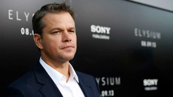 Matt Damon  praises 'The Great Wall' for strong female character