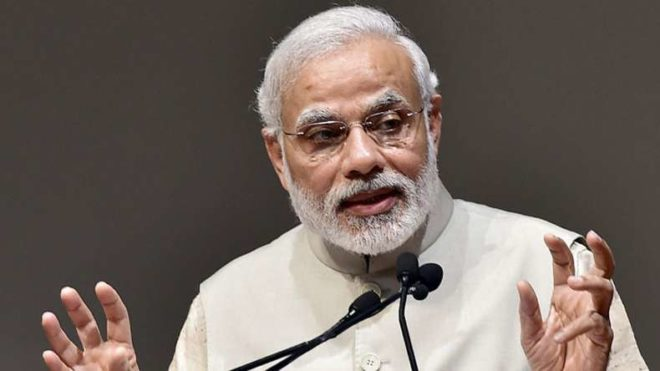 PM Modi greets CISF on 48th Raising Day