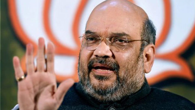Will find Gayatri Prajapati even from hell: Amit Shah