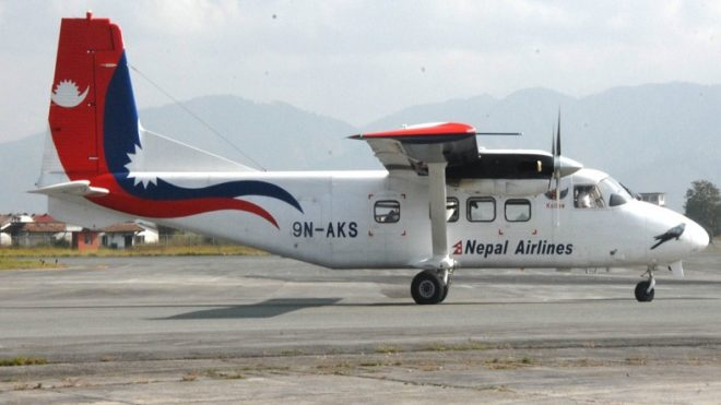 Nepal Airlines receives second China-made aircraft