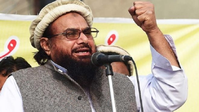 JuD chief Hafiz Saeed, 4 others challenge house arrest in Lahore High Court
