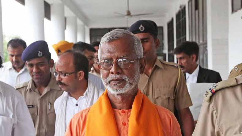 Aseemanand granted bail in Mecca Masjid blast case