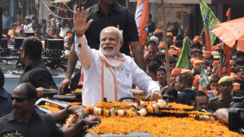 Uttar Pradesh Assembly Elections: BJP credits PM Modi for UP victory
