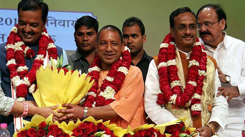 Uttar Pradesh CM Yogi Adityanath to handle major portfolios, says sources