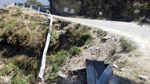 Uttarakhand: Car falls into gorge in Almora district, 8 killed, 6 injured