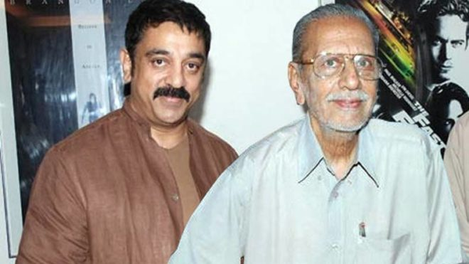 kamal hassan brother dies