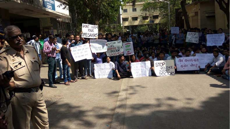 Patients in distress as doctors' strike in Maharashtra enters 3rd day