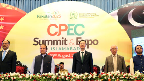 (WORLD SECTION) PAKISTAN-ISLAMABAD-CPEC-SUMMIT AND EXPO
