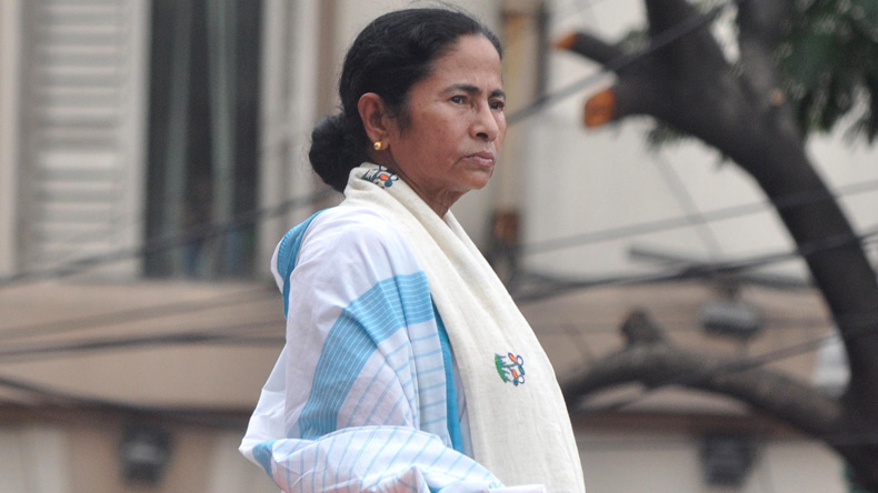 Intoxicated with power, Mamata ruining Bengal
