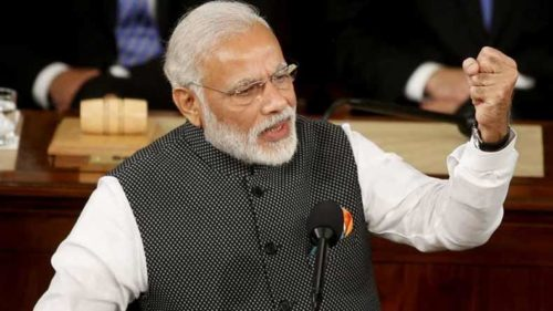 Let's pledge 'Swachh Bharat' on the occasion of Earth Day, says PM Modi