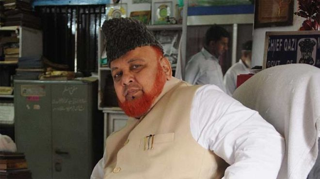 Now counter bounty of Rs 22 lakh from Bengal Imam for BJP leader Yogesh Varshney