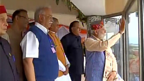 Air travel will be accessible to more people: PM Modi during UDAN scheme inauguration