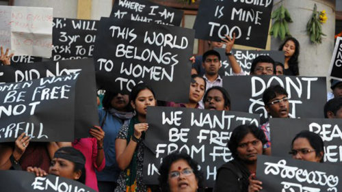 Supreme Court asks why women can't live peacefully in India