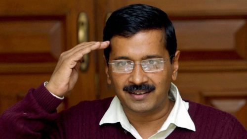 Arvind Kejriwal demands inquiry into 'defective' EVMs, paper trail for polls