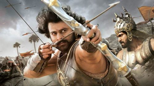 'Baahubali 2' is a well written drama, sometimes even superseding action