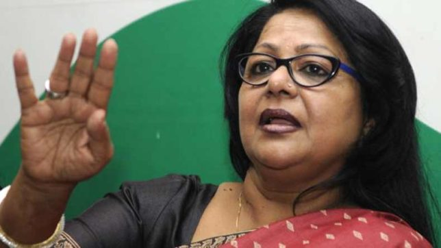 Congress expels Barkha Singh for anti-party activities