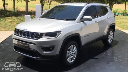 Brace yourself as Jeep unviels its most-affordable SUV — Compass