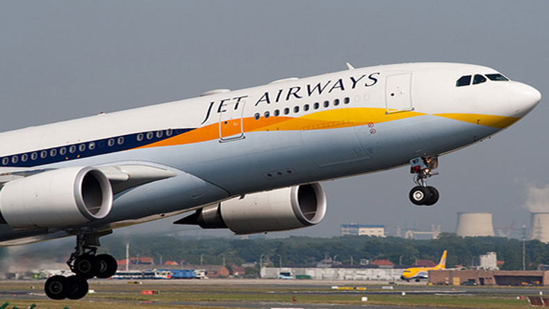 Jet Airways wins best Indian airlines in TripAdvisor survey