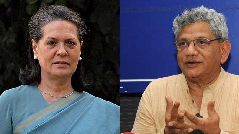 Presidential candidate should be 'firm secular person': Yechury