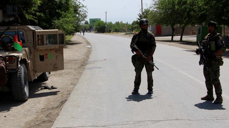20 policemen killed in Afghanistan Zabul province