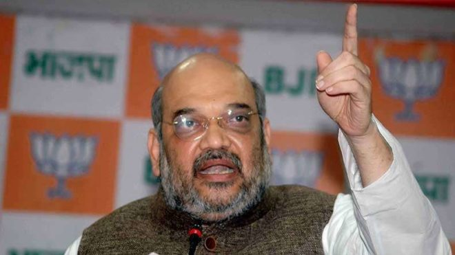 BJP president Amit Shah vows to strengthen BJP in every Andhra village