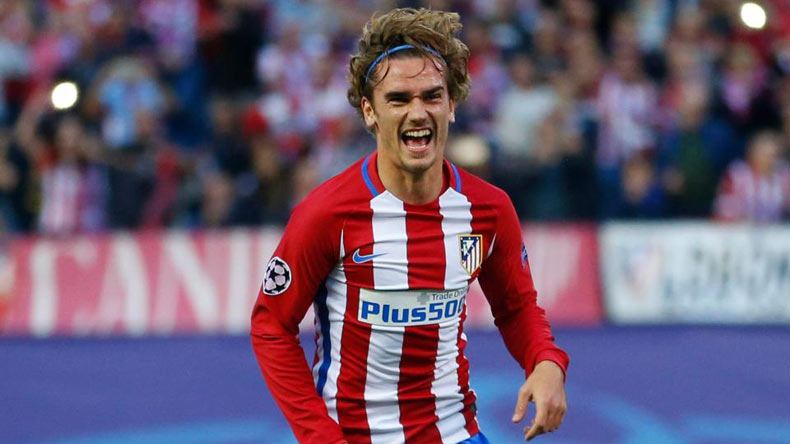 Antoine Griezmann: 'Chance of joining Manchester United is 6/10'