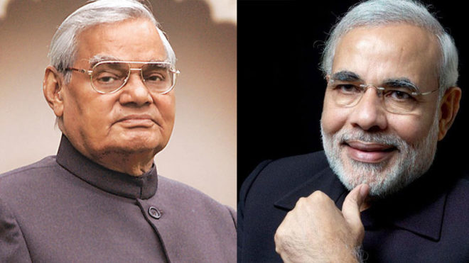 Only Atal, Modi regimes corruption-free in India: BJP
