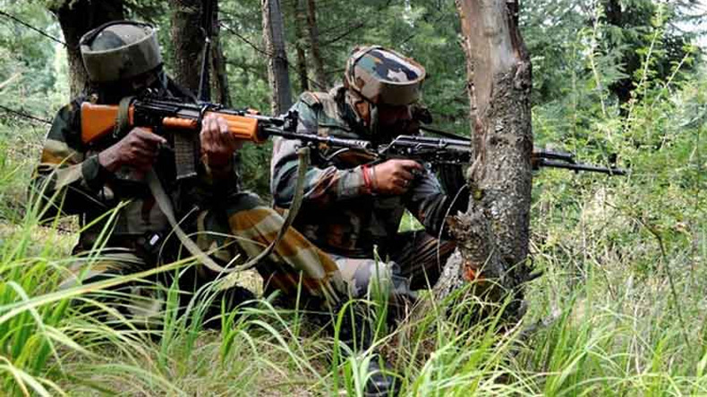Pak intruder shot dead by BSF at Gurdaspur, Punjab